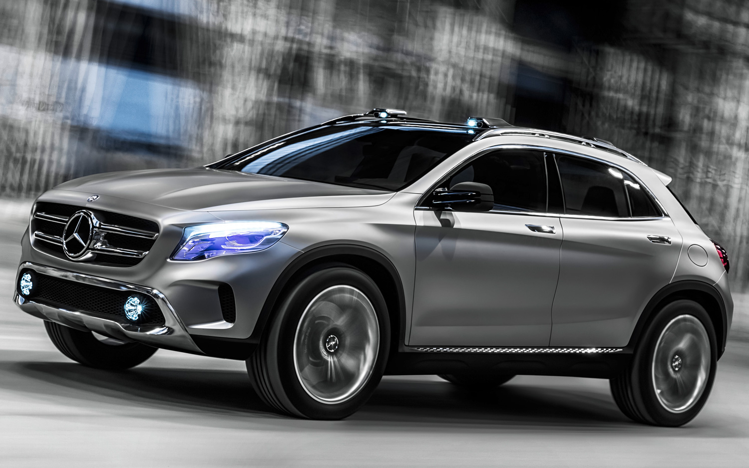 Mercedes-Benz GLA photo 09