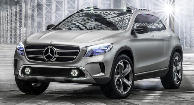 Mercedes-Benz GLA photo 11