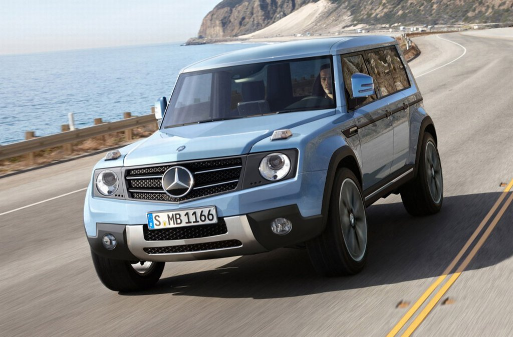 Mercedes Benz Glg History Photos On Better Parts Ltd