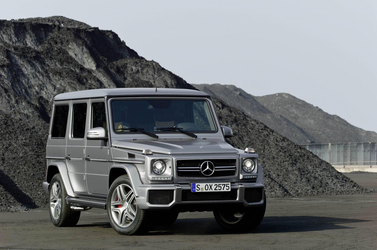 Mercedes-Benz GLG image #8