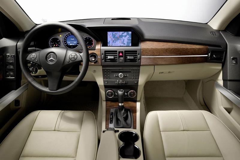 Mercedes-Benz GLK 320 technical details, history, photos on Better ...