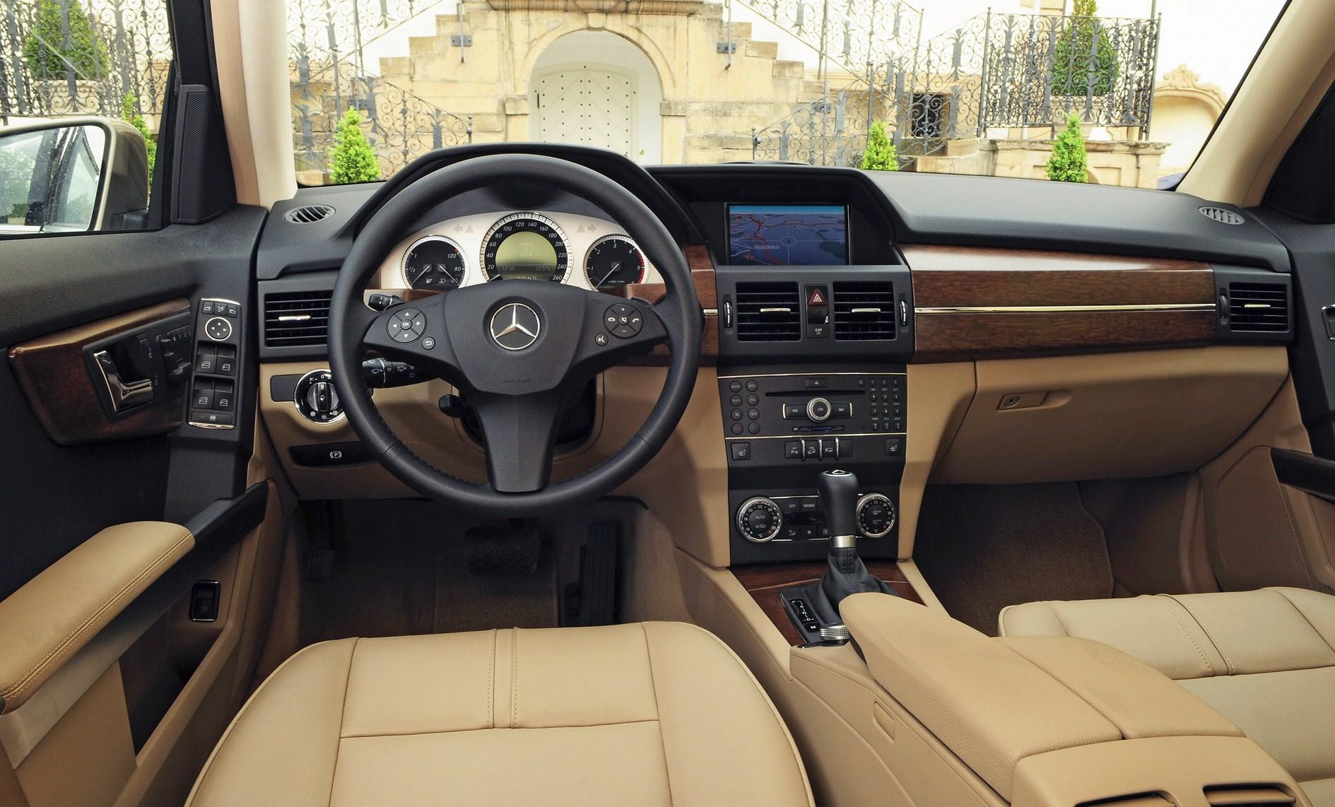 Alfa Romeo Usa >> Mercedes-Benz GLK 320 image #6