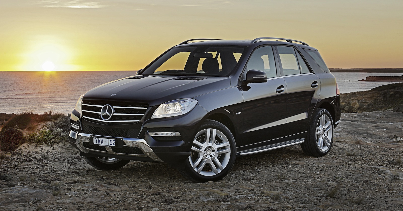 Mercedes benz ml 250 photos 13 on better parts ltd for How much is a new mercedes benz