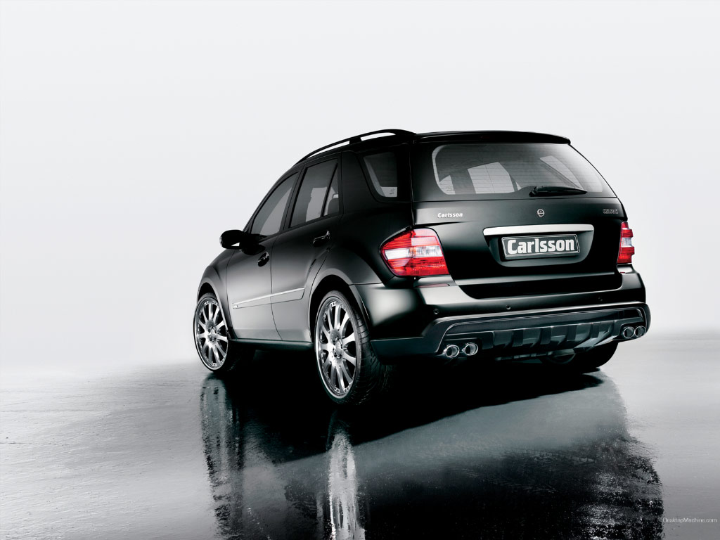 Mercedes-Benz ML 500 technical details, history, photos on ...