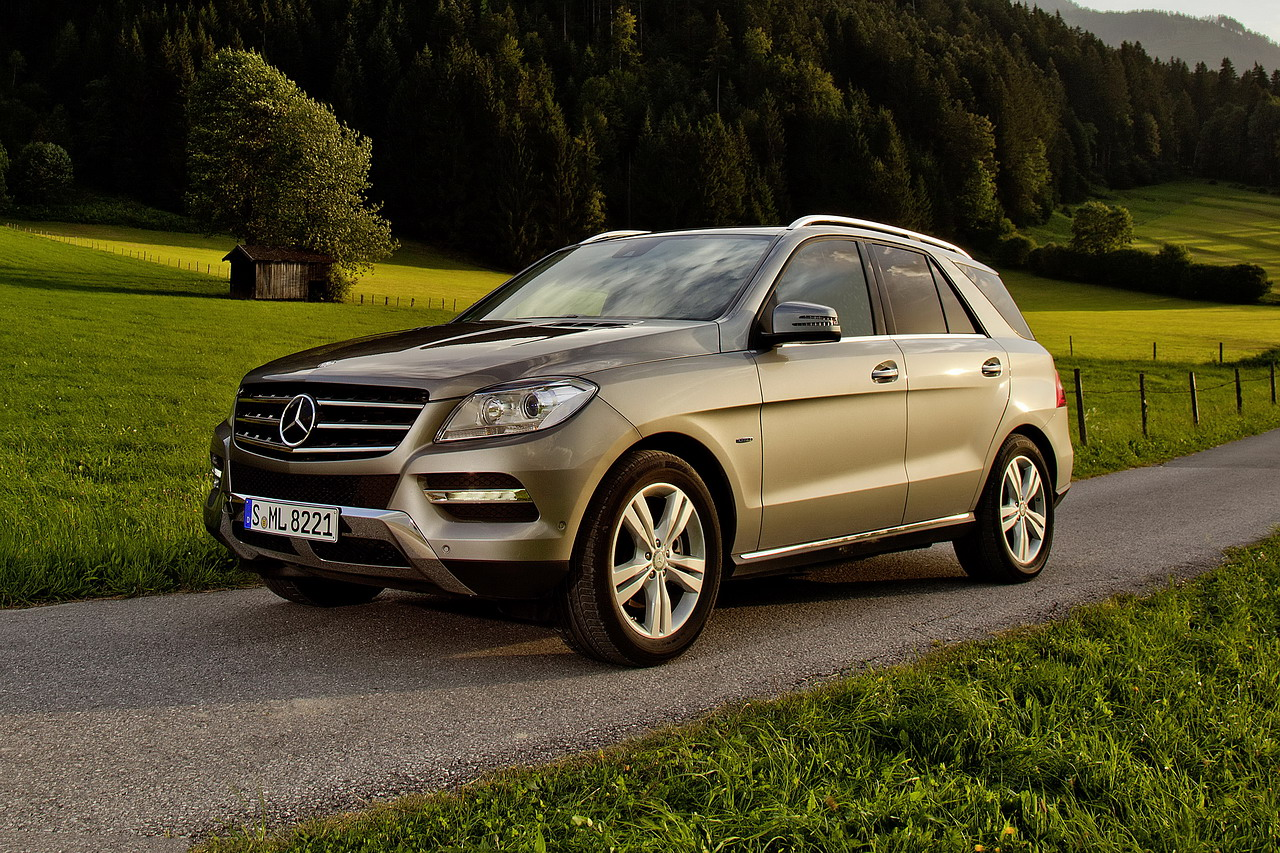 Mercedes benz ml 500 technical details history photos on for Spares for mercedes benz