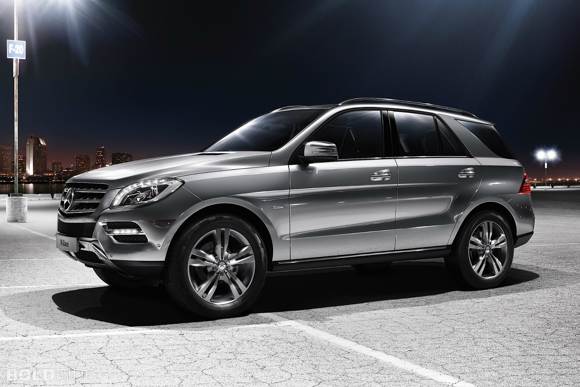 Mercedes benz ml 500 technical details history photos on for Mercedes benz cherry hill parts