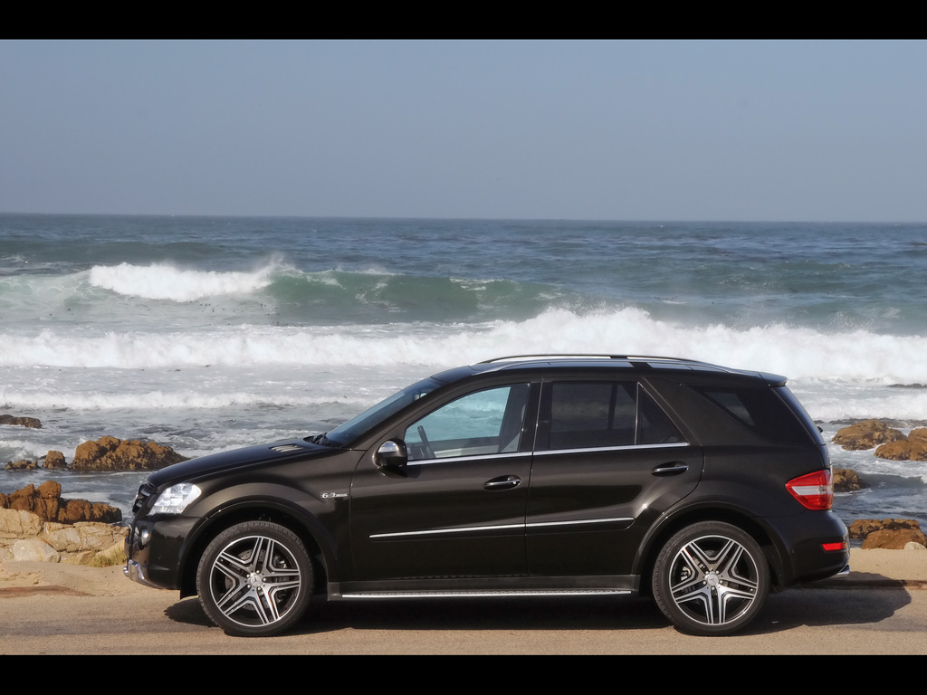 Mercedes benz ml 63 amg technical details history photos for Mercedes benz amg parts