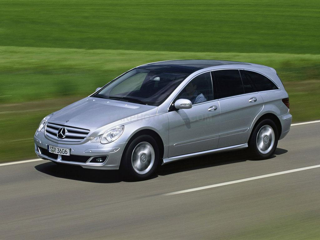 Mercedes benz r 280 cdi 4matic technical details history for High performance parts for mercedes benz