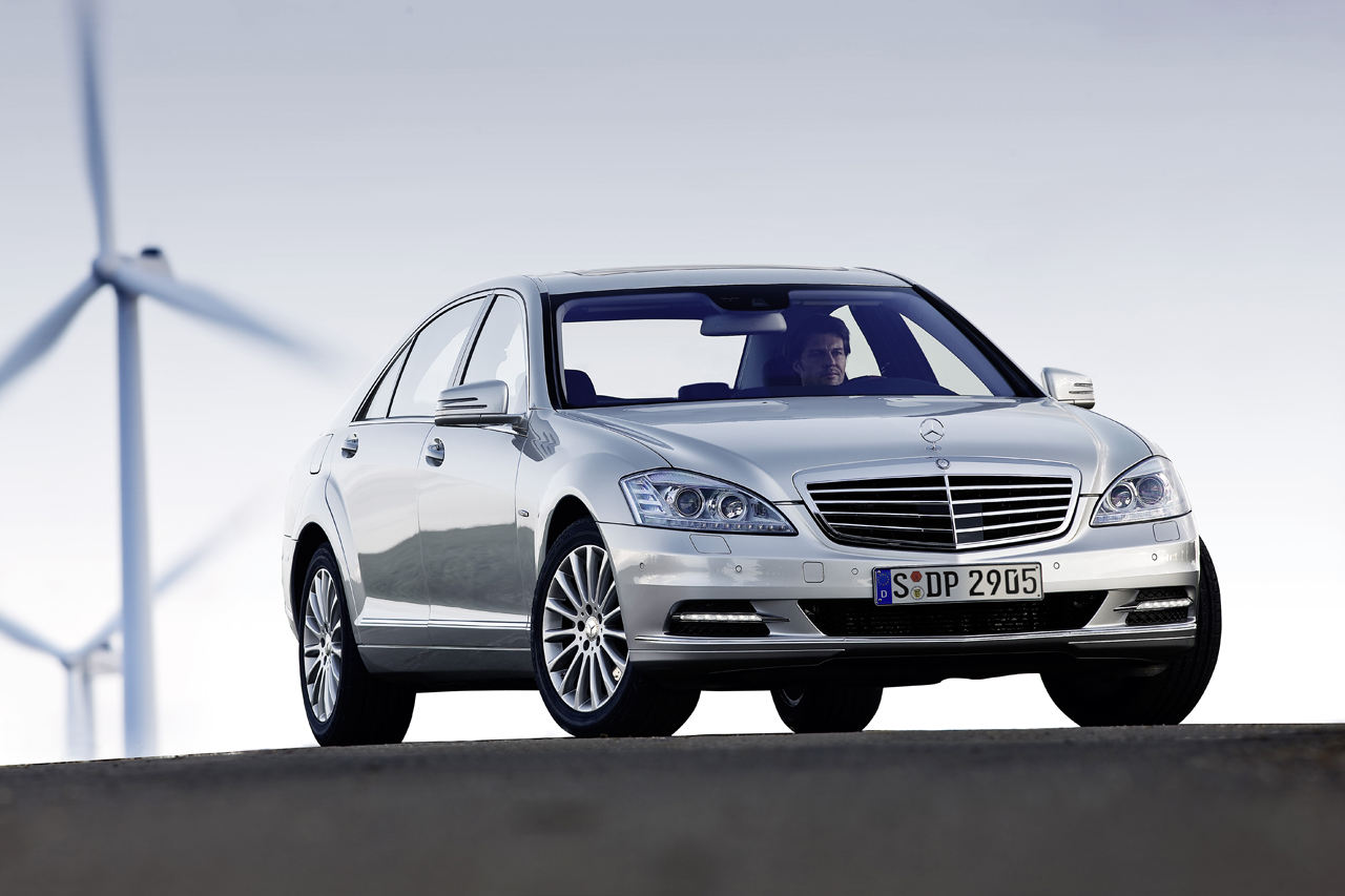 Mercedes-Benz S 250 CDI photo 01
