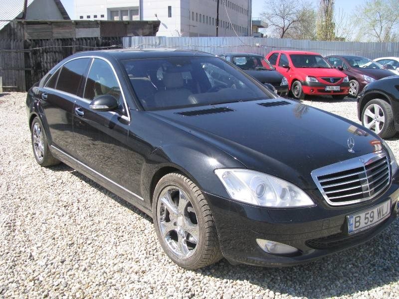 Mercedes benz s 320 cdi 4matic technical details history for Mercedes benz parts near me