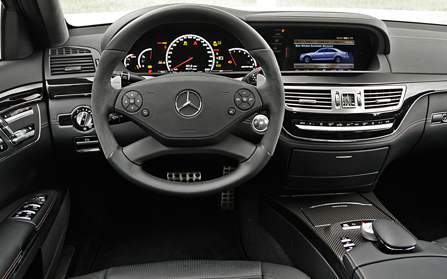 Mercedes Benz S 63 Amg Technical Details History Photos