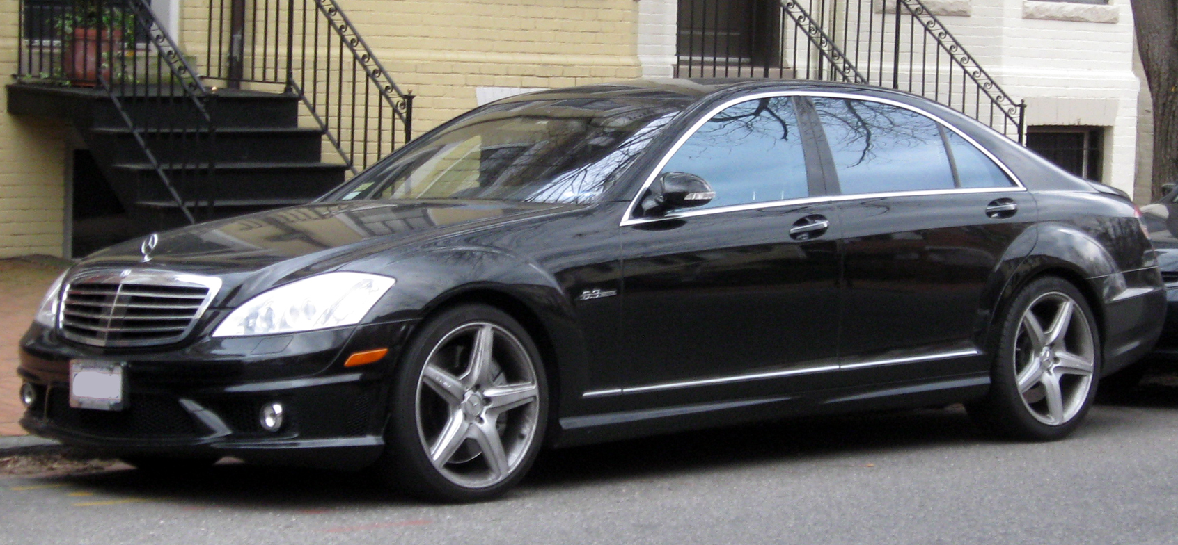 Mercedes benz s 63 amg technical details history photos for History mercedes benz
