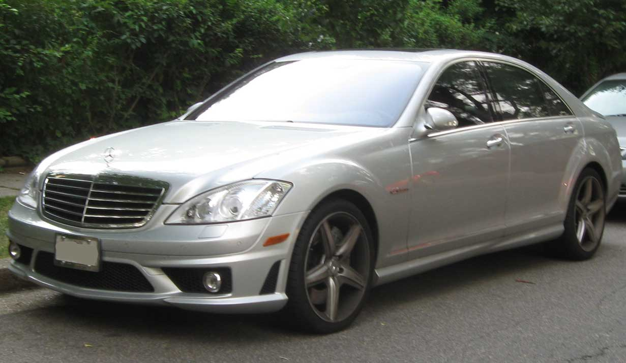 Mercedes benz s 65 amg technical details history photos for Mercedes benz amg parts