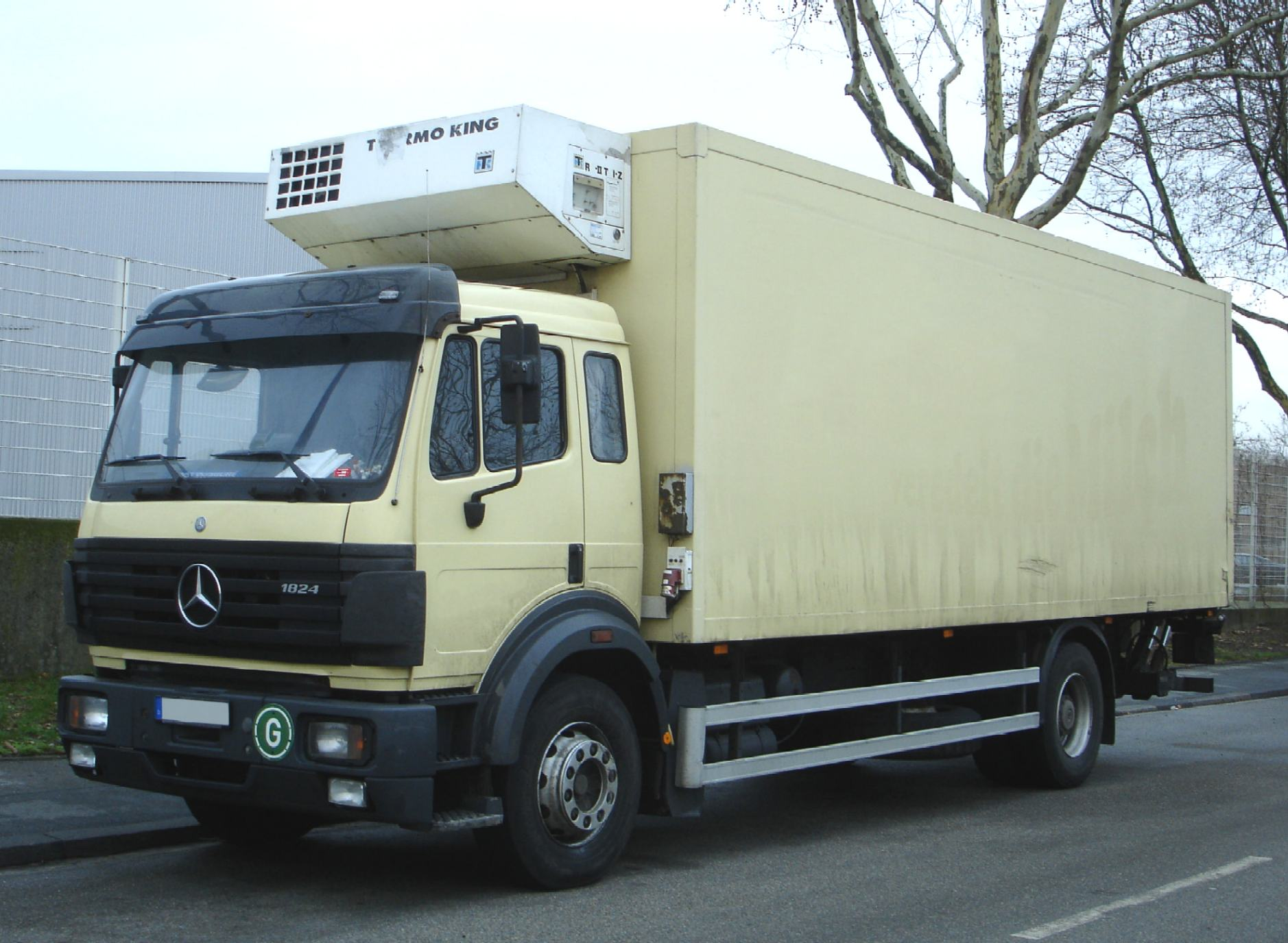 Mercedes-Benz SK photo 01