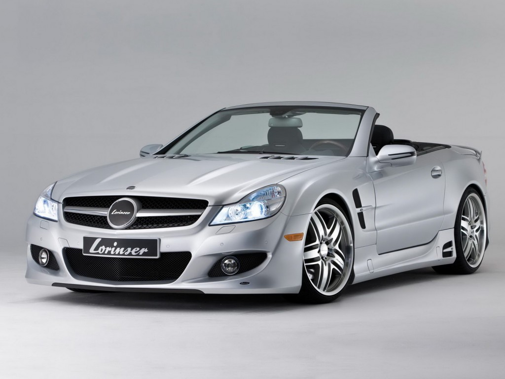 Mercedes-Benz SL 500 photo 03