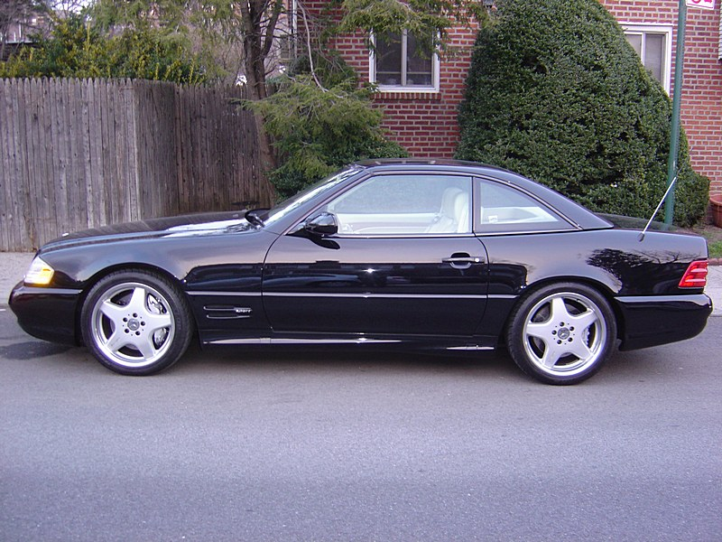 Mercedes-Benz SL 500 photo 05