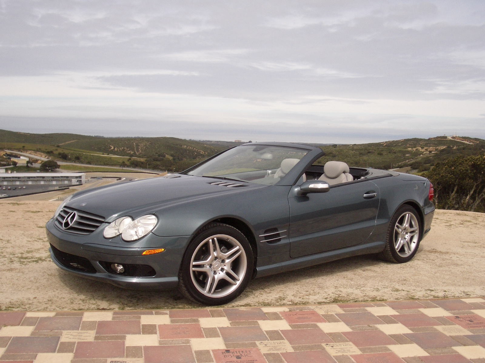 Mercedes benz sl 500 technical details history photos on for Mercedes benz performance parts