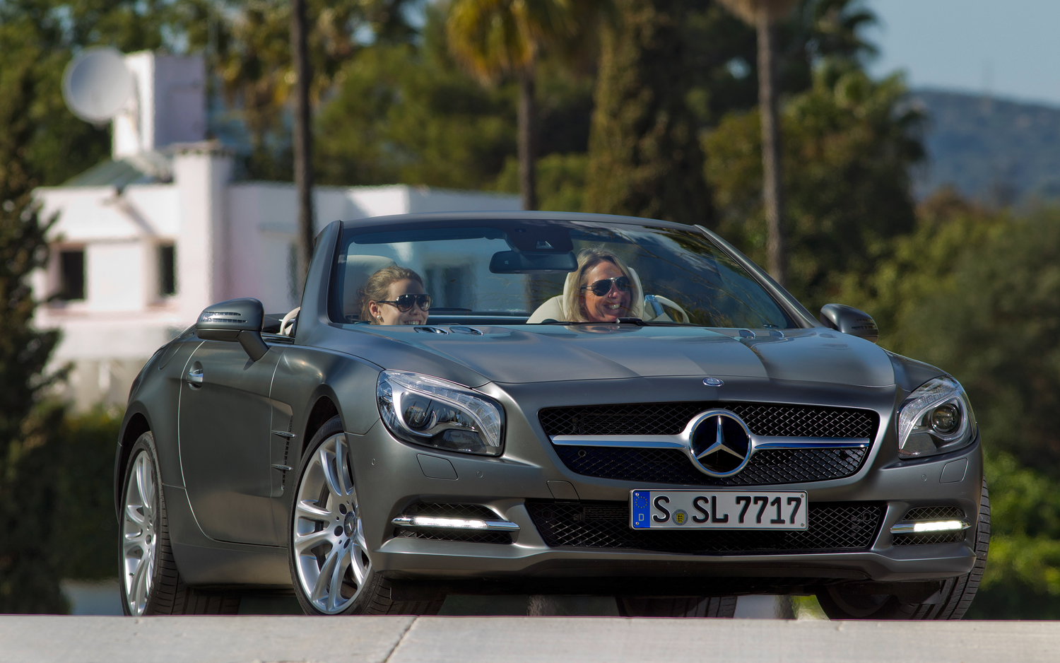 Mercedes-Benz SL 500 photo 08