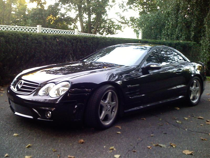 Mercedes-Benz SL 55 AMG photo 04