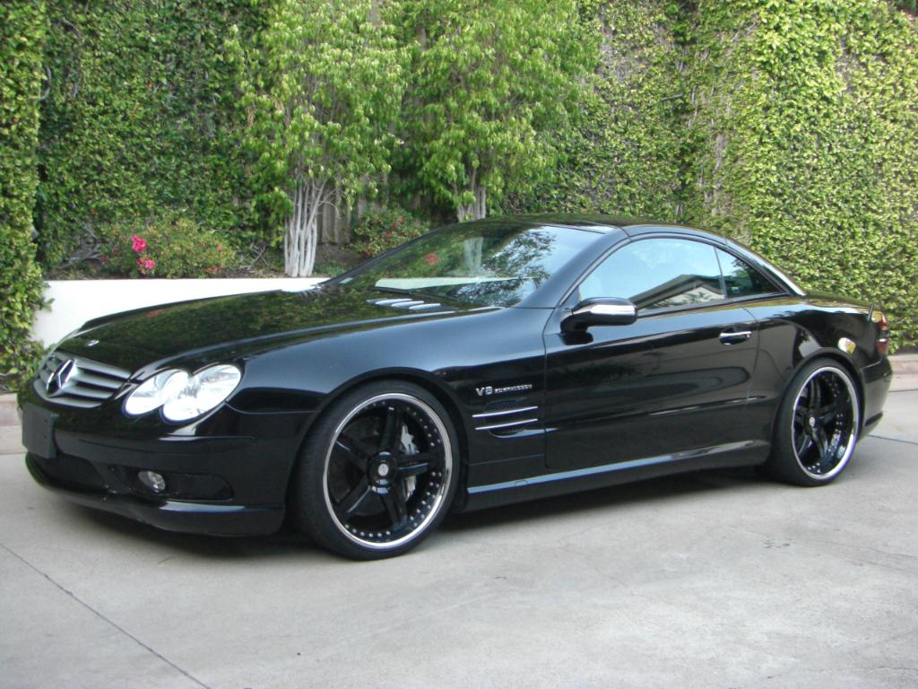 Mercedes-Benz SL 55 AMG photo 06