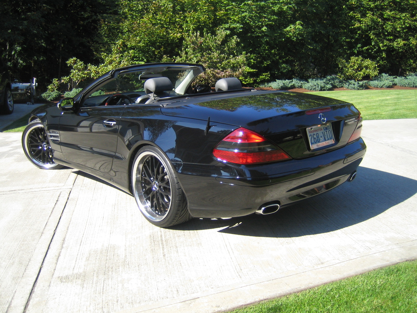 Mercedes-Benz SL 55 AMG photo 07