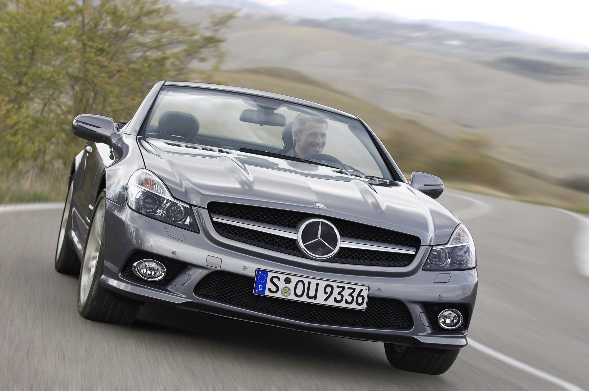 MercedesBenz SL 600 technical details history photos on Better