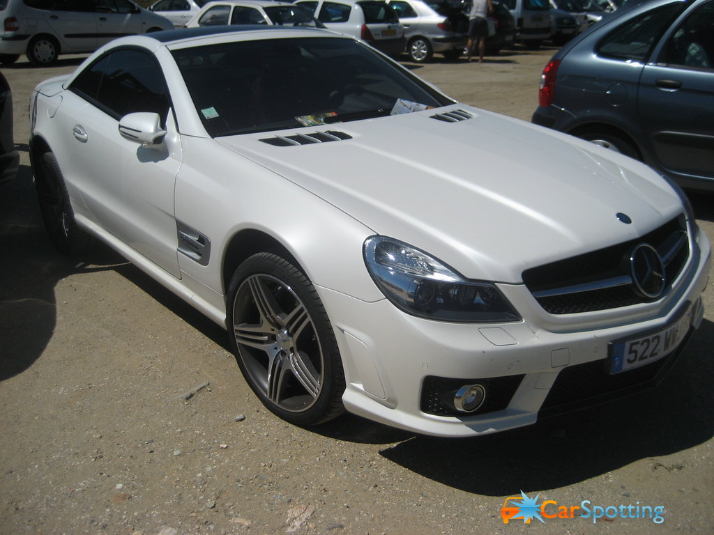 Mercedes benz sl 63 amg technical details history photos for Spares for mercedes benz