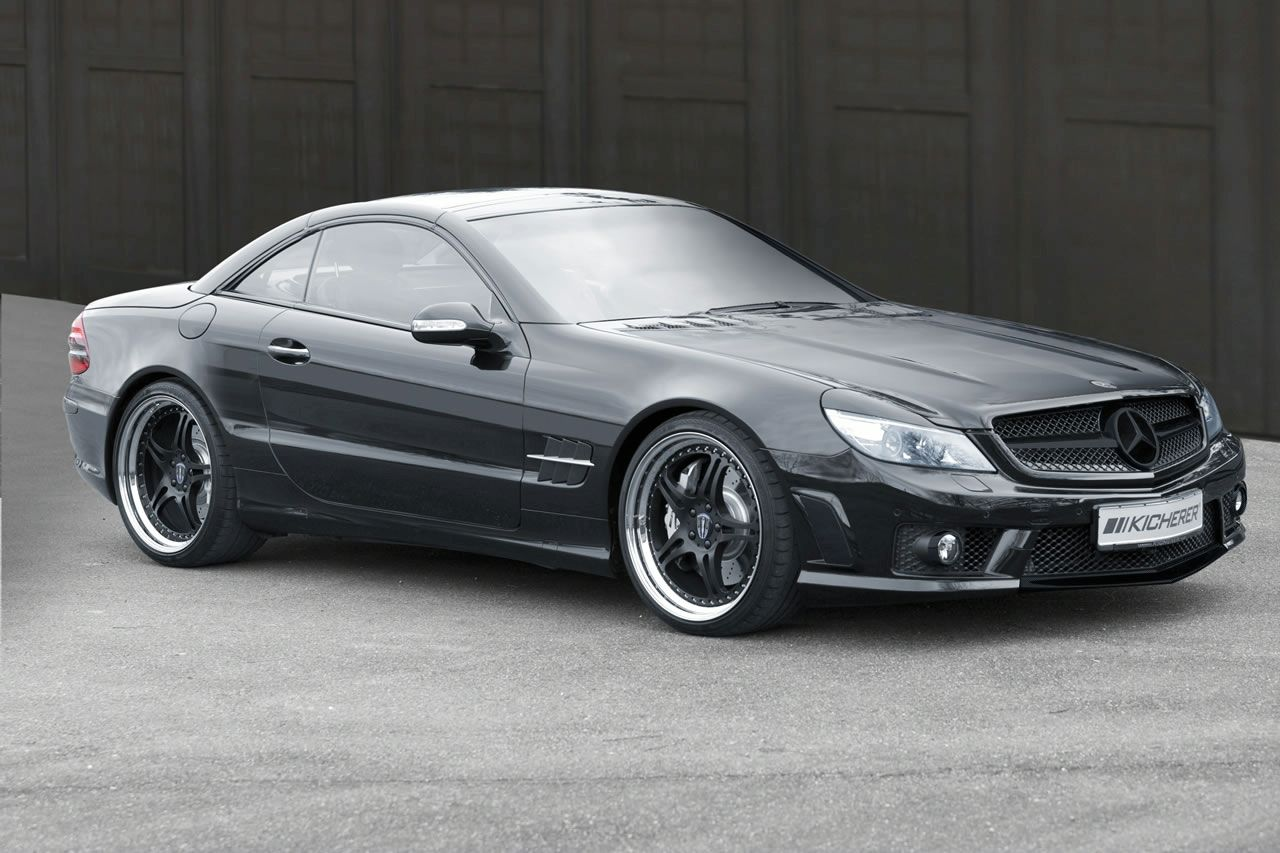 Mercedes benz sl 63 amg technical details history photos for Mercedes benz amg parts