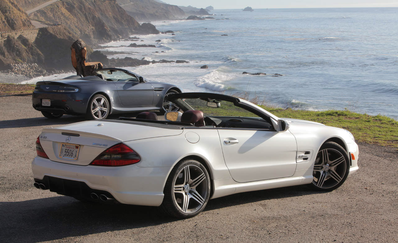 Mercedes benz sl 63 amg technical details history photos for Mercedes benz sl500 parts