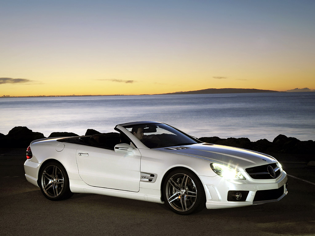 Mercedes benz sl 65 amg technical details history photos for Mercedes benz sl500 parts