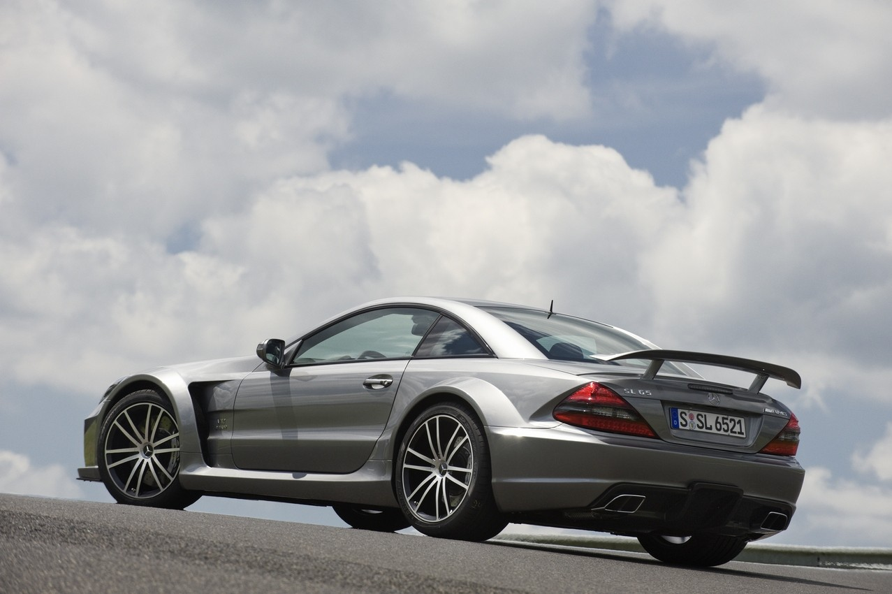 Mercedes benz sl 65 amg technical details history photos for Mercedes benz amg 65 price