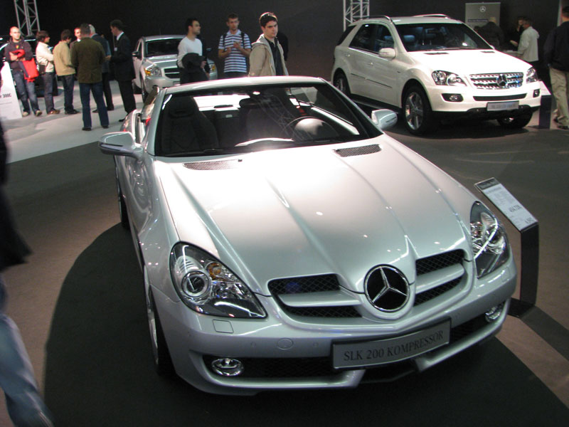 Mercedes-Benz SLK 200 Kompressor photo 03