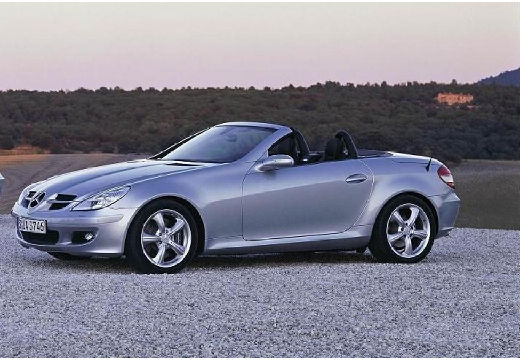 Mercedes-Benz SLK 200 Kompressor photo 04