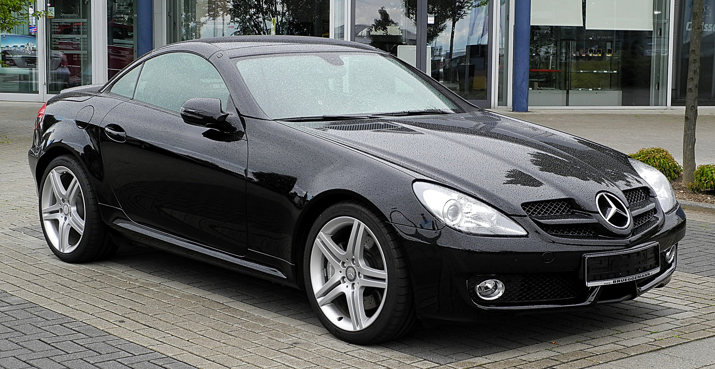 Mercedes-Benz SLK 200 Kompressor photo 05