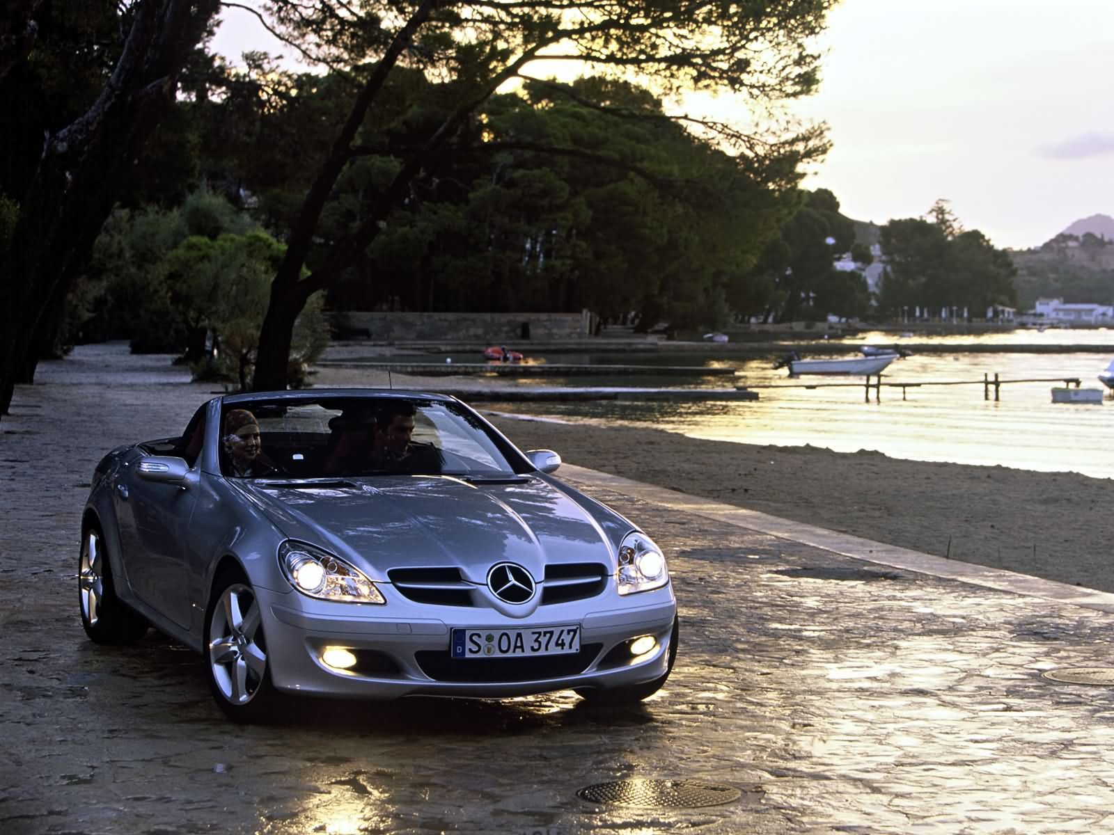 Mercedes-Benz SLK 200 Kompressor photo 06