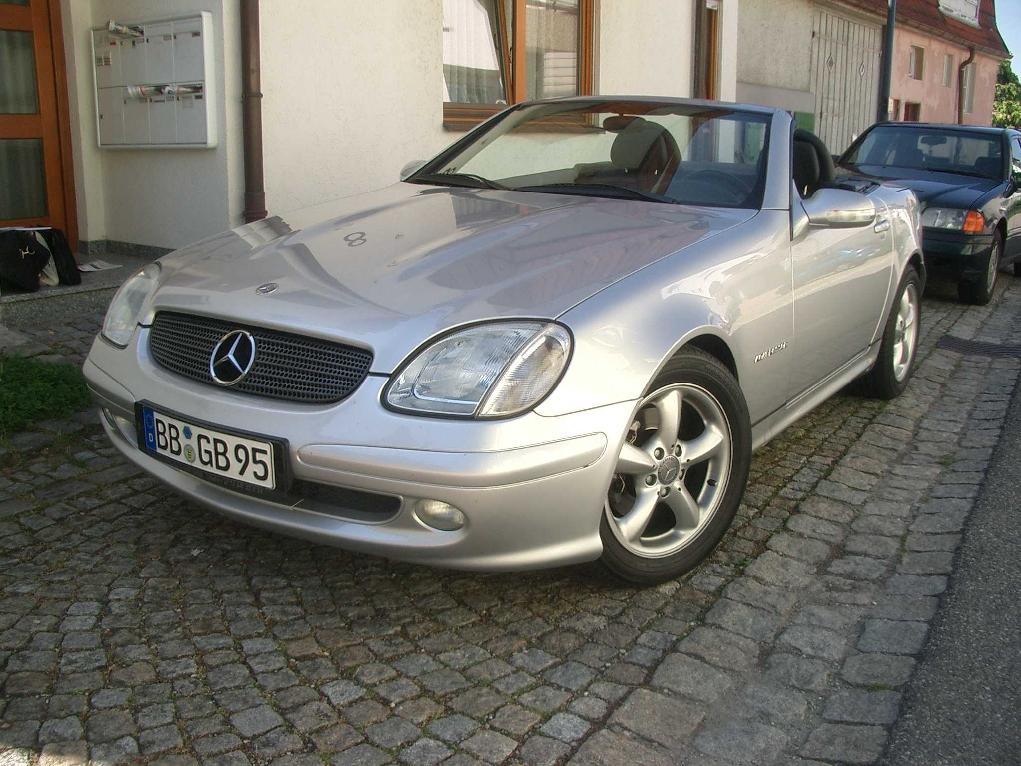 Mercedes-Benz SLK 200 Kompressor photo 07