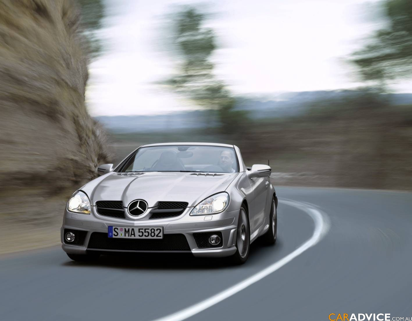 Mercedes-Benz SLK 200 Kompressor photo 08