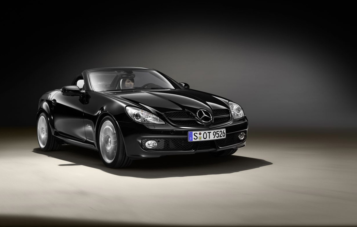 Mercedes-Benz SLK 200 Kompressor photo 09