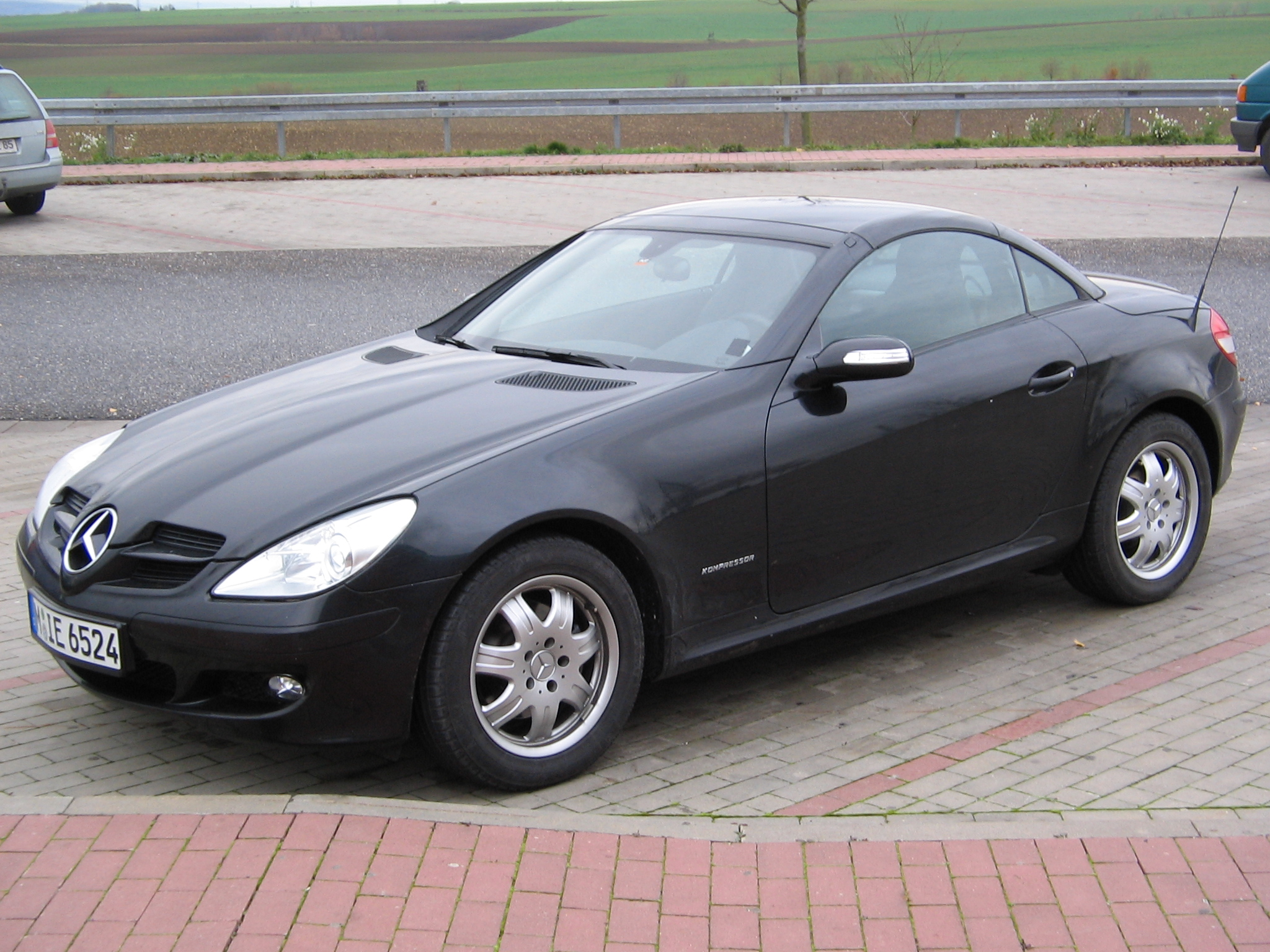 mercedes benz slk 200 kompressor photos 10 on better parts ltd