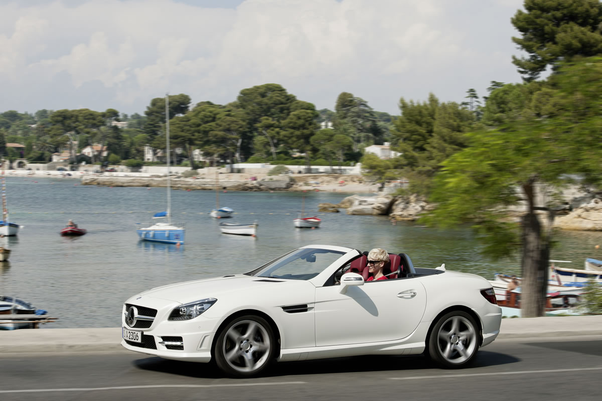Mercedes-Benz SLK 250 CDI photo 03