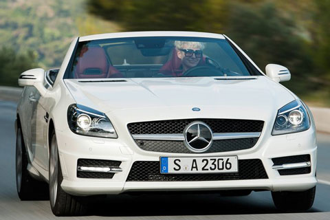 Mercedes-Benz SLK 250 CDI photo 04