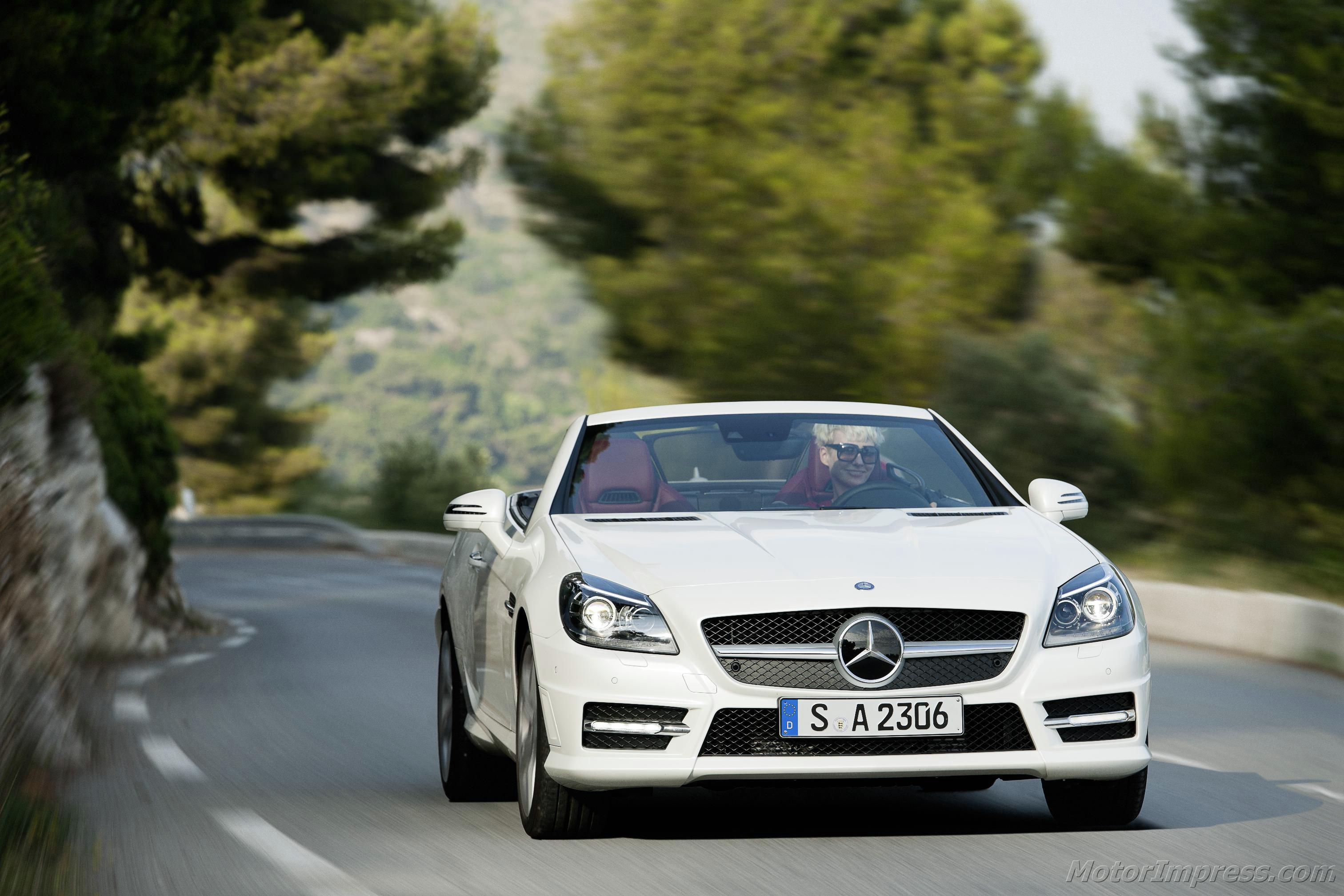 Mercedes-Benz SLK 250 CDI photo 05