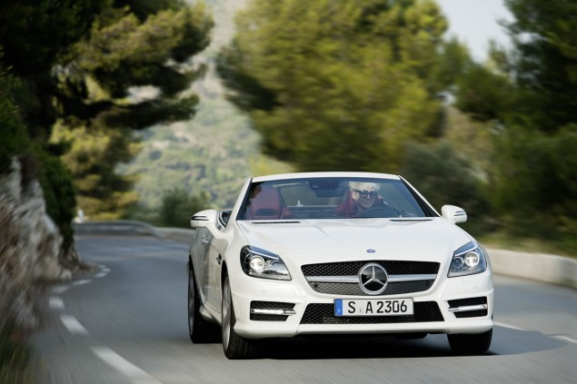 Mercedes-Benz SLK 250 CDI photo 08