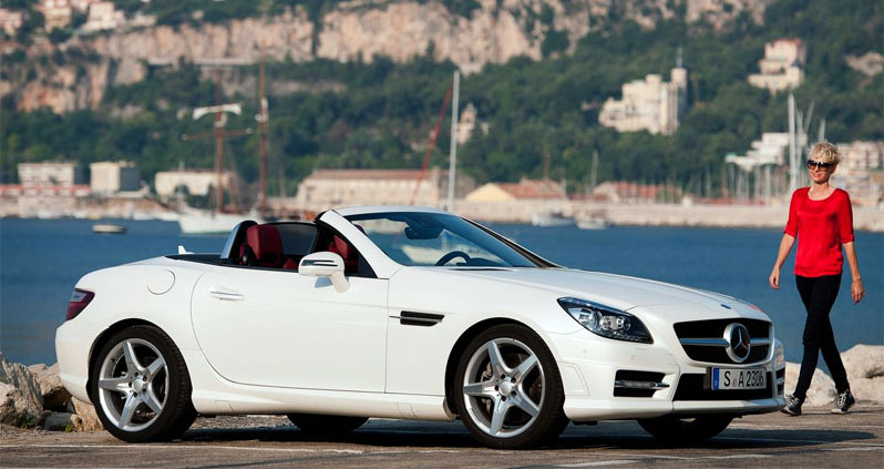 Mercedes-Benz SLK 250 CDI photo 09