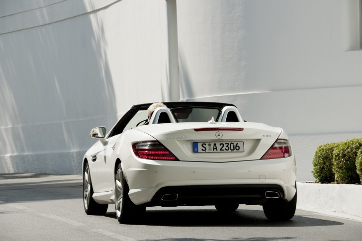 Mercedes-Benz SLK 250 CDI photo 10
