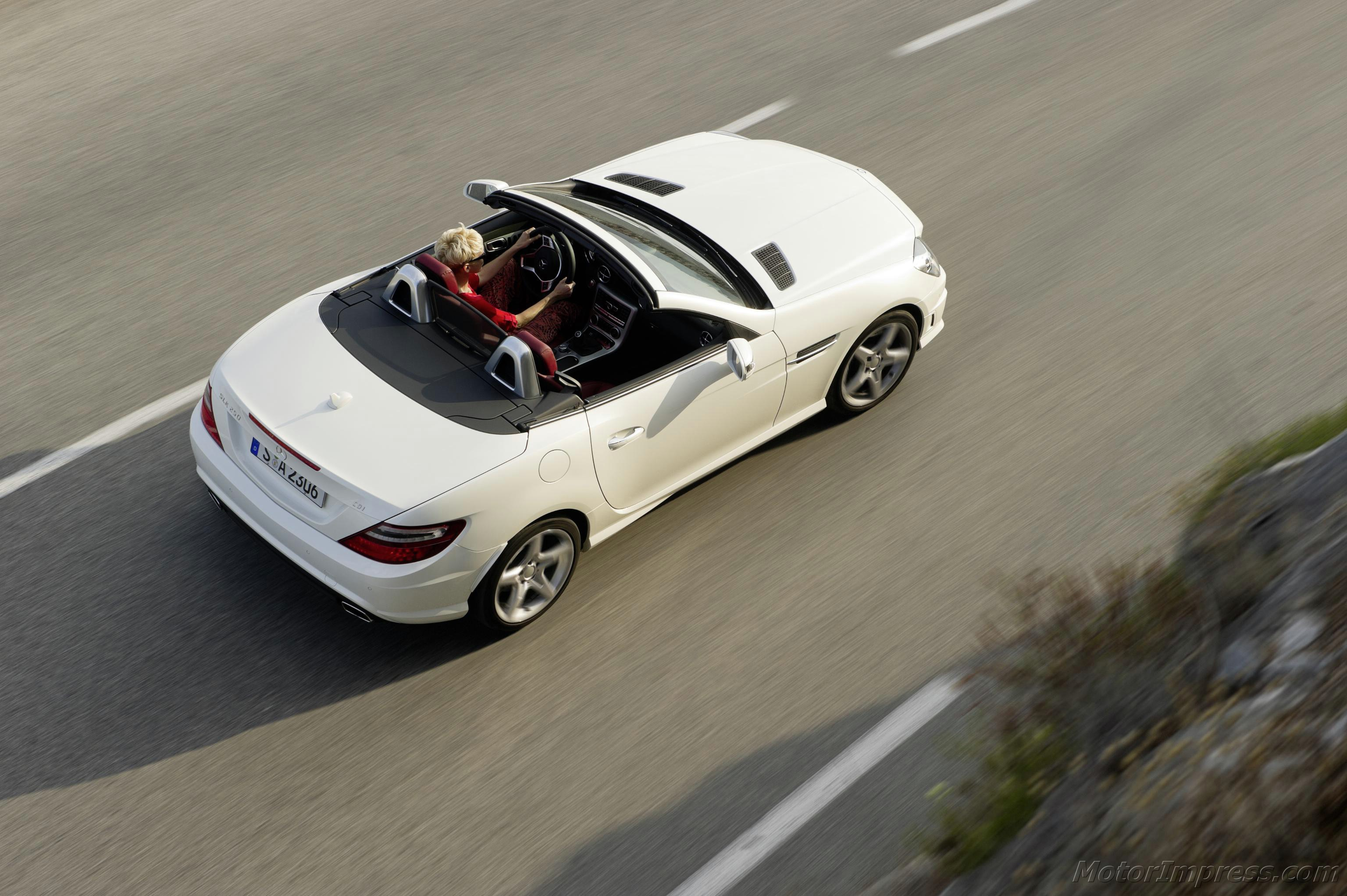 Mercedes-Benz SLK 250 CDI photo 13