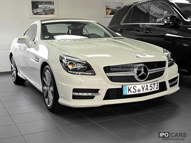 Mercedes-Benz SLK 250 CDI photo 15