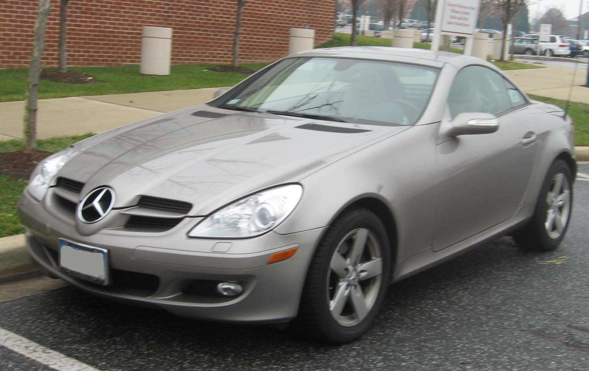 Mercedes-Benz SLK 280 photo 01