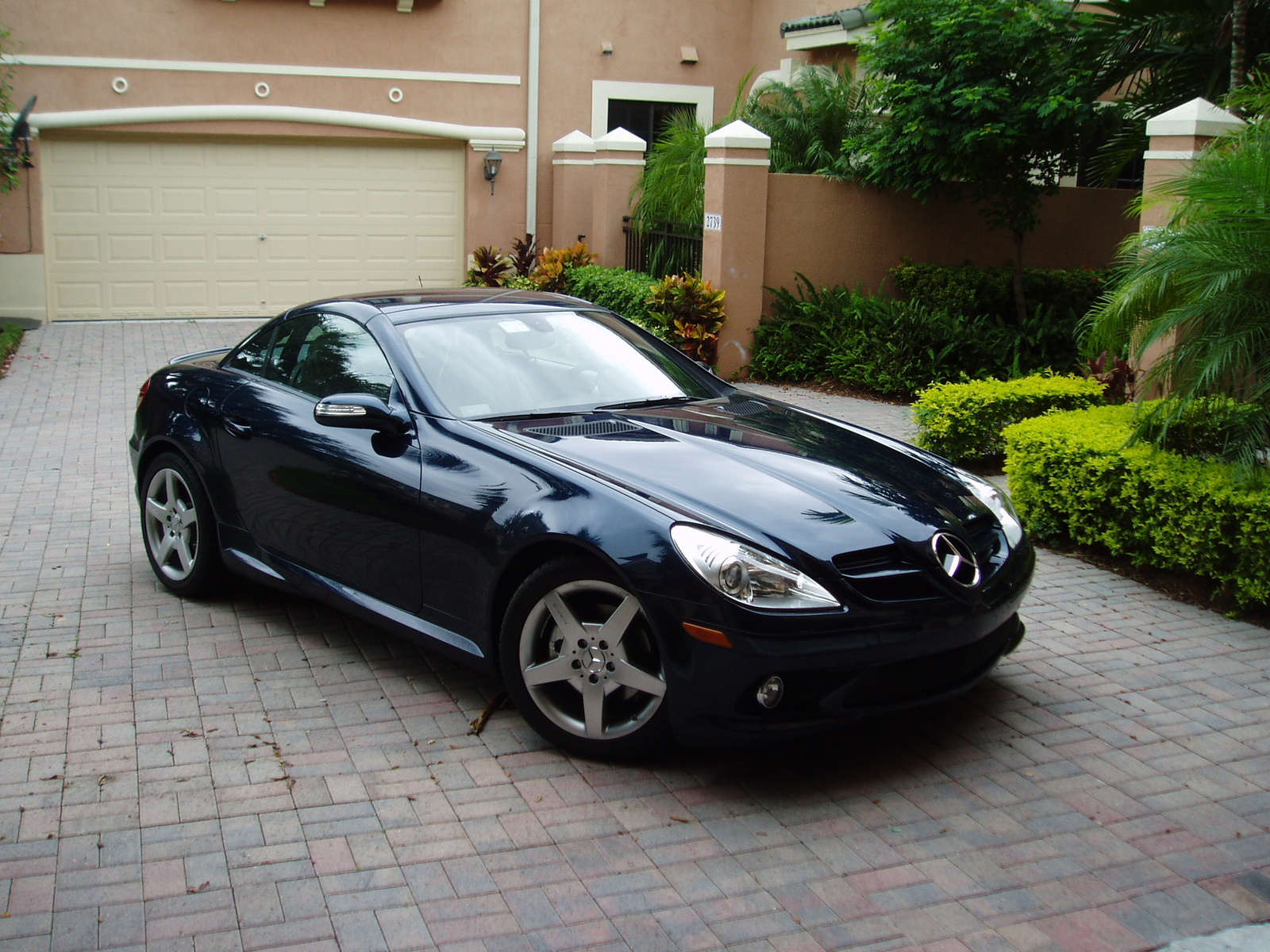 Mercedes-Benz SLK 280 photo 03