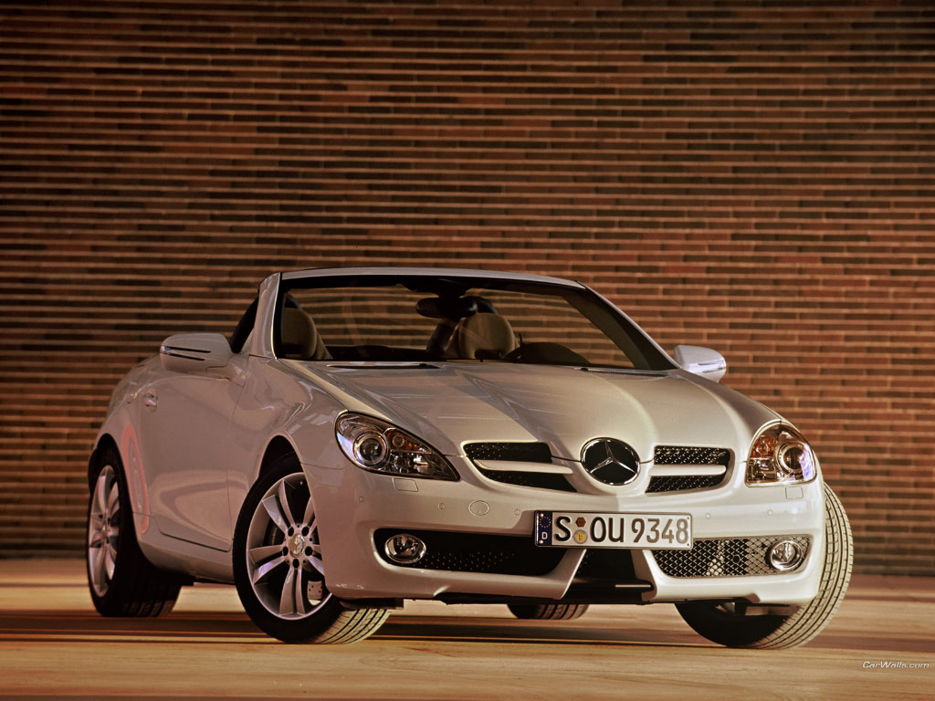 Mercedes-Benz SLK 280 photo 05
